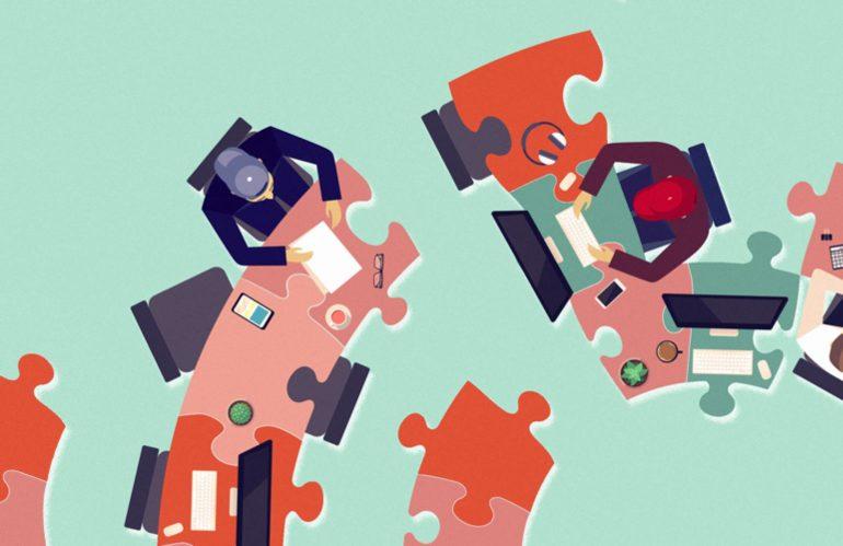 La fiebre del 'coworking' revoluciona el concepto de oficina.