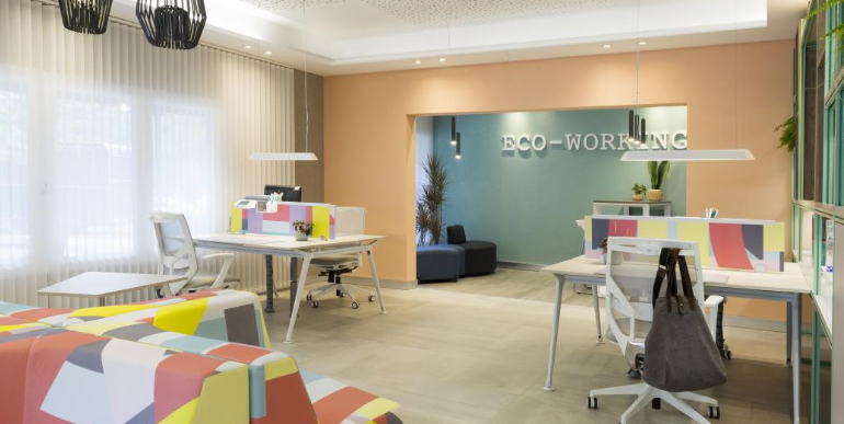 El futuro del coworking y los espacios flexibles, por Grupo(a)²